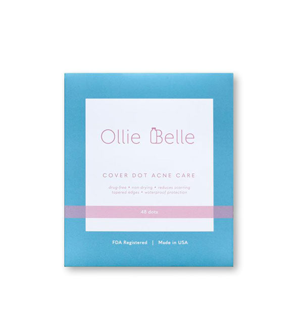 Pack of 48 Ollie Belle Cover Dot Acne Care patches