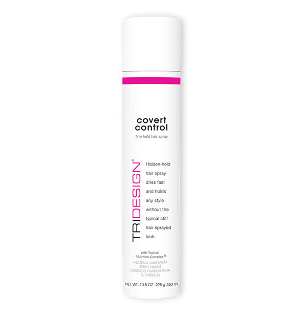 Covert Control Holding Spray 10.5 OZ