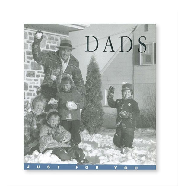 112 page book about Dads