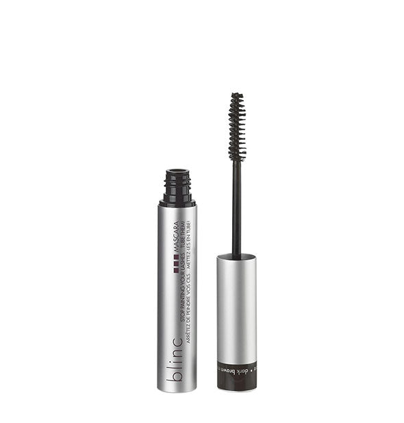 Dark Brown Tube Mascara