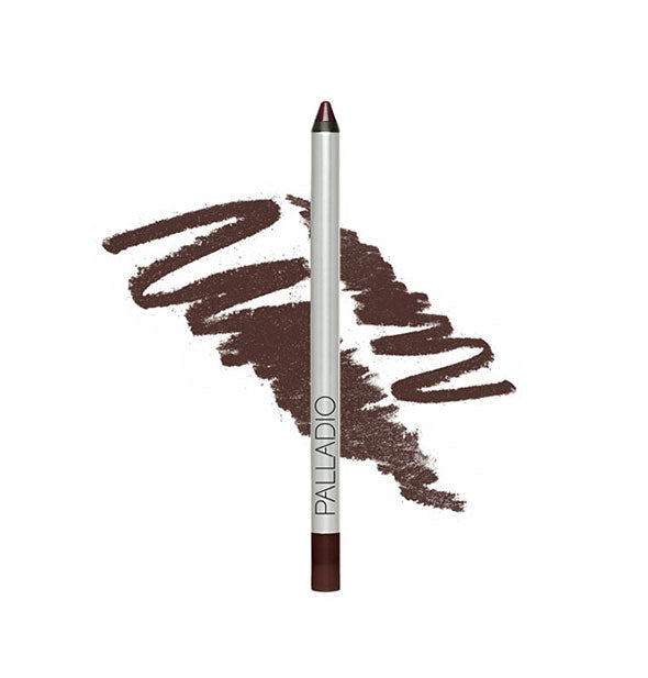 Pencil Strokes of the DARK CHOCOLATE Precision Eyeliner