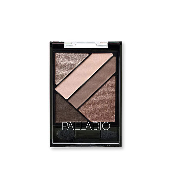 Palladio Silk FX Eye Shadow Palette in Debutante.