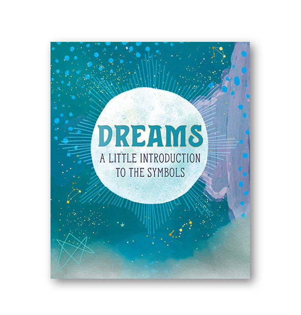 Cover of Dreams: A Little Introduction to the Symbols featuring a celestial design motif
