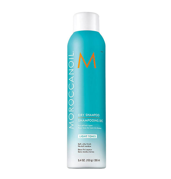 dry shampoo for light tones