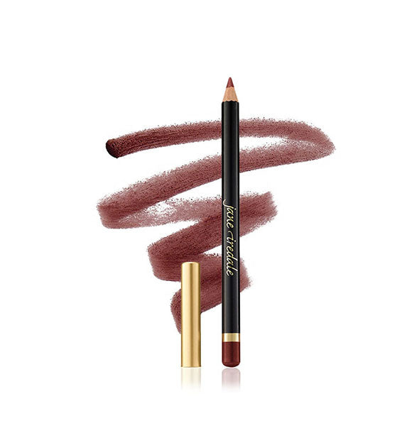 Jane Iredale Lip Pencil in the shade Earth Red