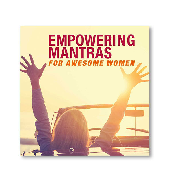 Cover of Empowering Mantras for Awesome Women