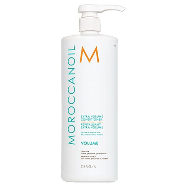 extra volume conditioner 1 liter with pump