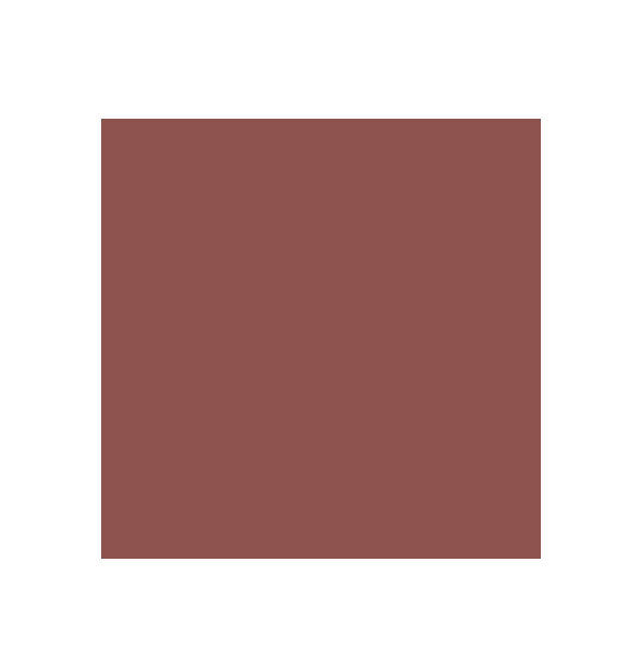 Deep, dusty brownish-rose swatch square