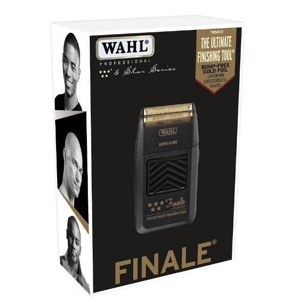 Wahl finishing tool lithium ion cord/cordless shaver