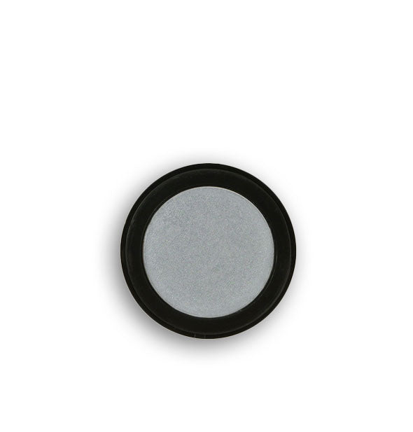 Silver pressed powder eyeshadow