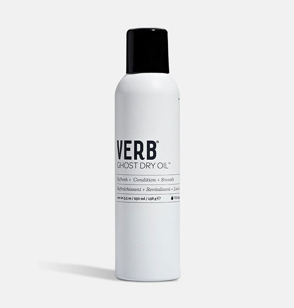 Bottle of Verb Ghost Dry Oil