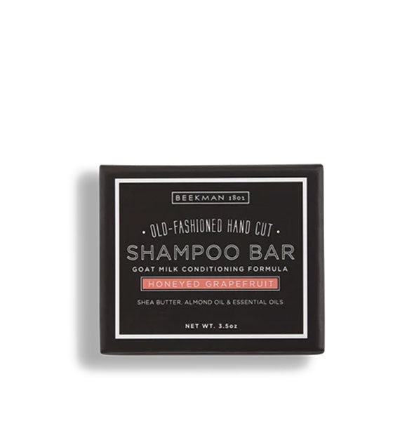 Beekman 1802 - Goat Milk Shampoo Bar Honeyed Grapefruit