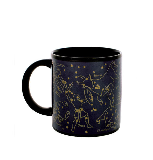 The Unemployed Philosophers Guild - Golden Constellations Mug (4460754763846)