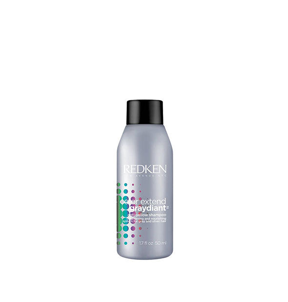 The TRAVEL SIZE of Color Extend Color-Depositing Graydiant- Anti-yellowing - Shampoo Travel Size 1.7 OZ by Redken