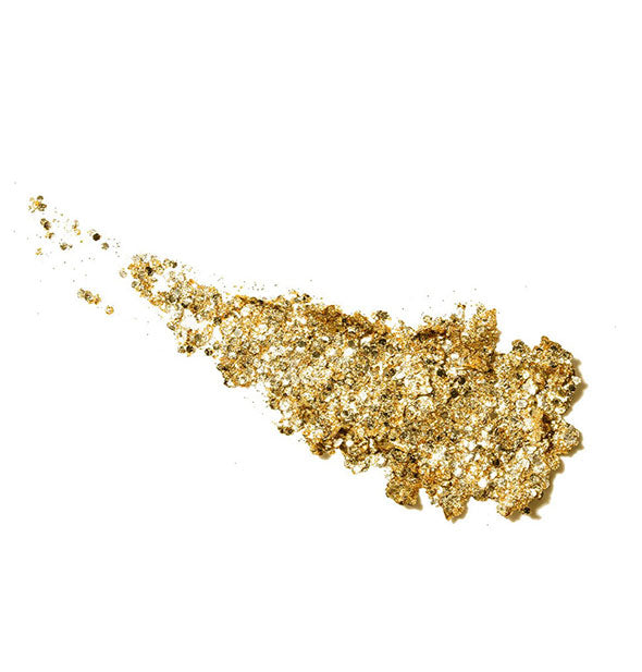 Hair + Body Glitter Stick gold