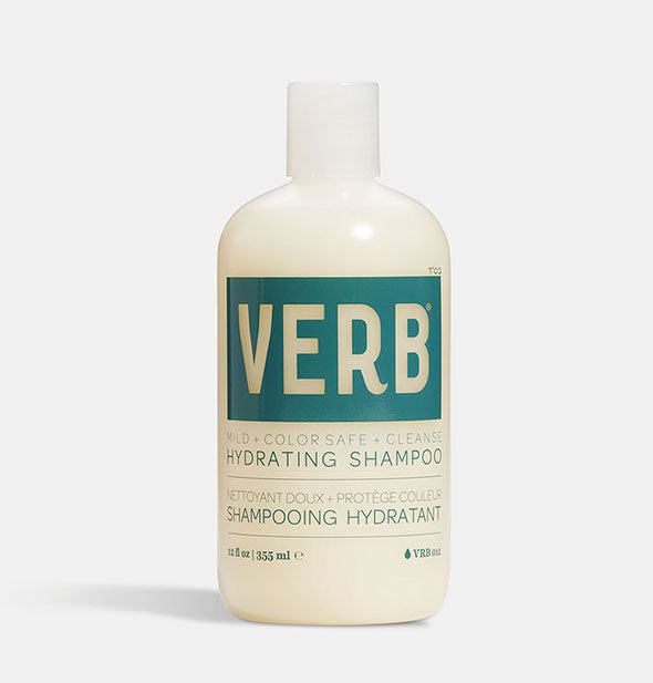 Bottle of Verb Hydrating Shampoo