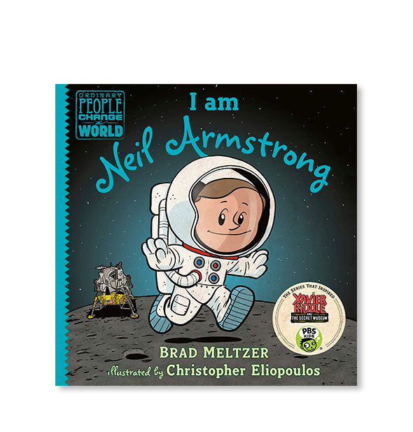 Cover of I Am Neil Armstrong by Brad Meltzer
