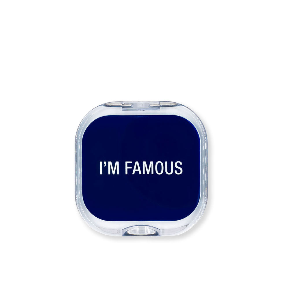 I'm Famous Compact Mirror