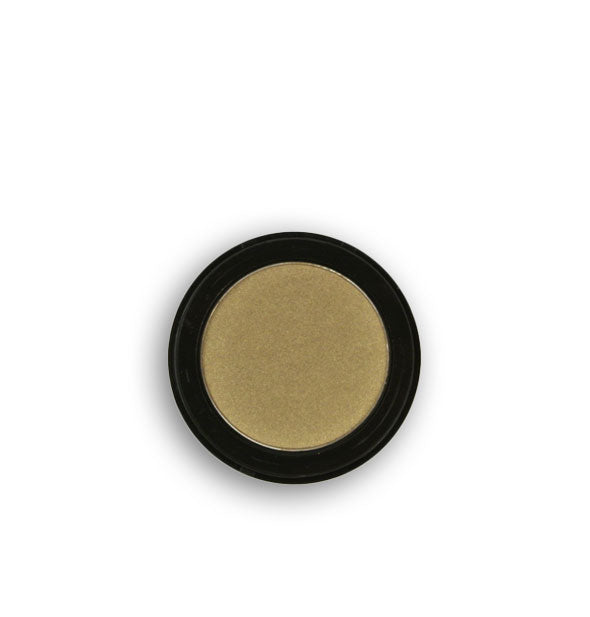 Light grayish-brown pressed powder eyeshadow