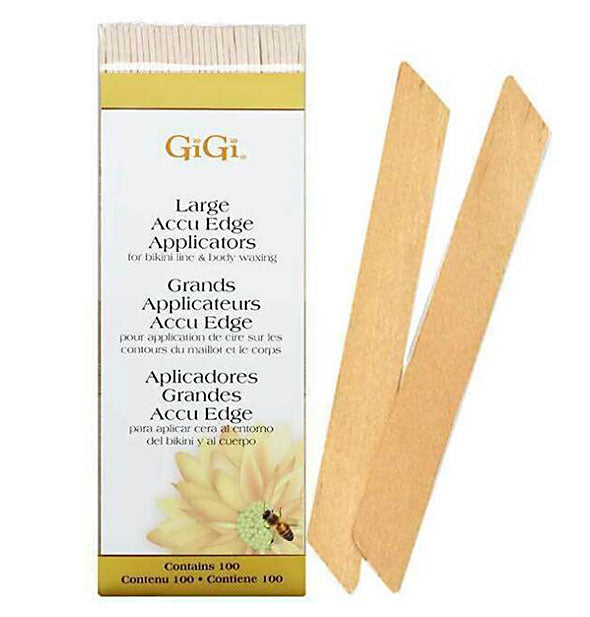Large Applicator Wax Sticks