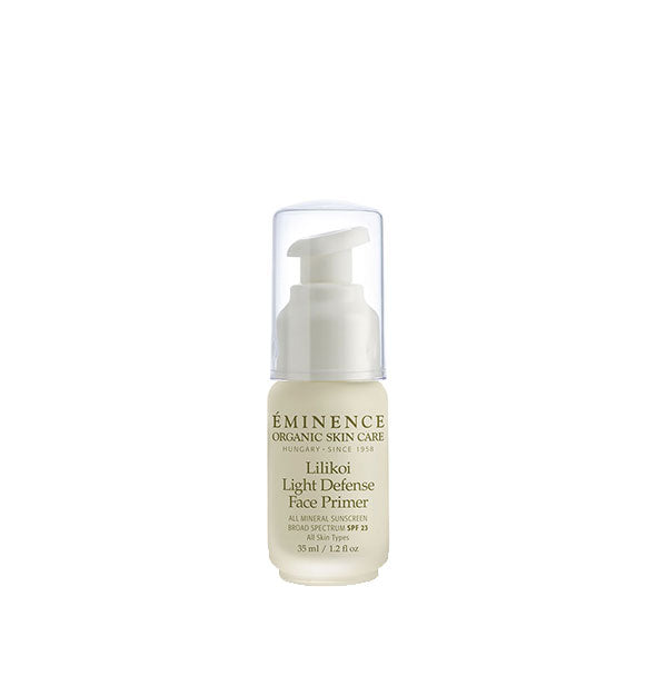 Eminence - Lilikoi Light Defense Face Primer SPF23