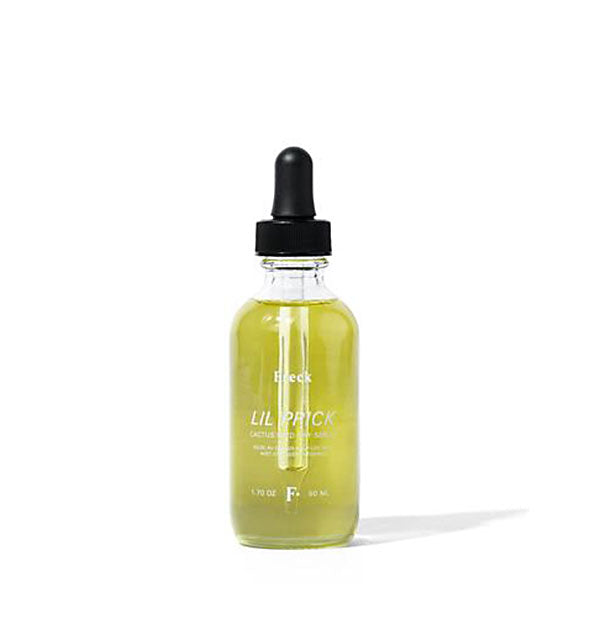 dropper of Cactus Seed Dry Serum