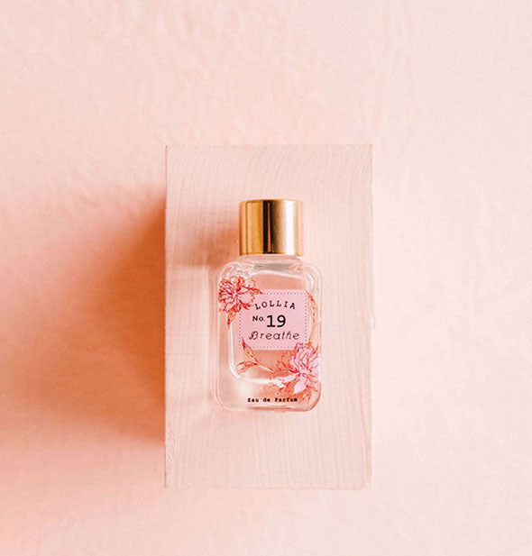 peony and white lily parfum mini