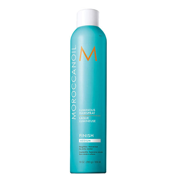 luminous finishing hairspray medium hold