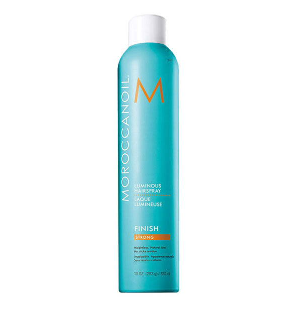 luminous finishing hairspray strong hold
