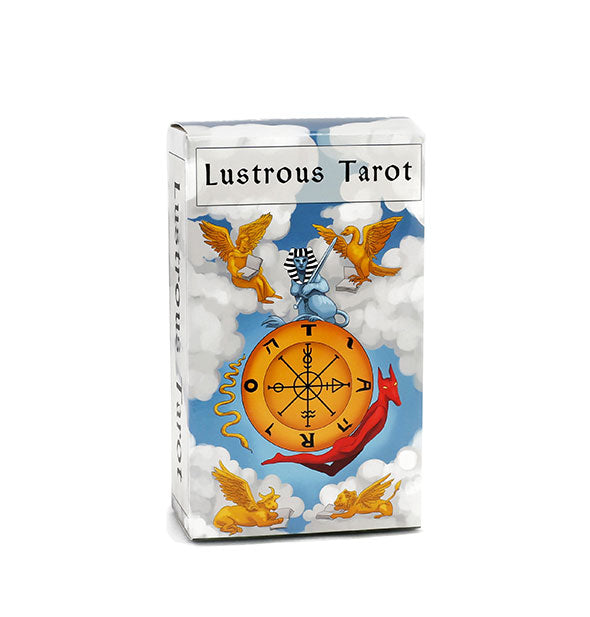 Pack of Lustrous Tarot cards