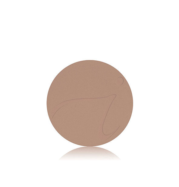 Pressed Base Mineral Foundation Powder Refill mahogany