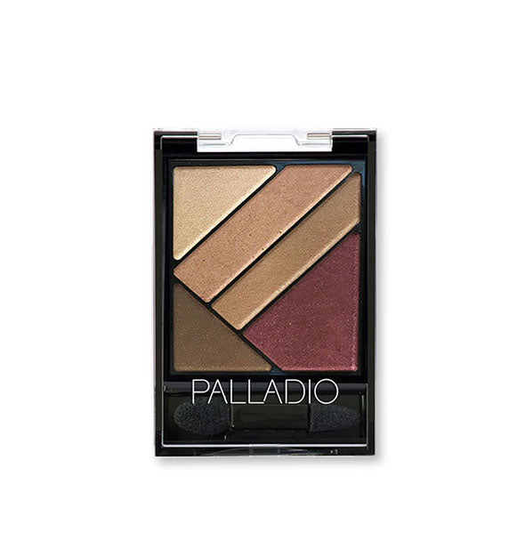Palladio Silk FX Eye Shadow Palette in Mirage.