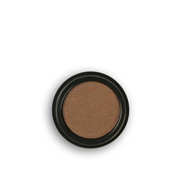 Brown pressed powder eyeshadow