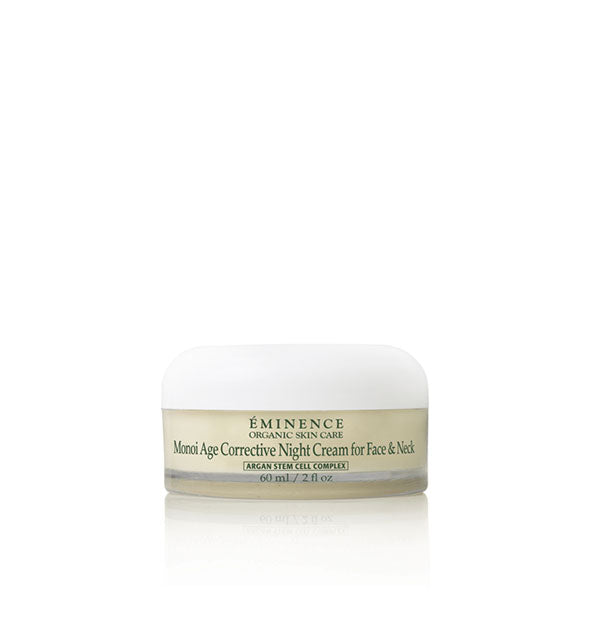 Eminence - Monoi Age Corrective Night Cream For Face And Neck
