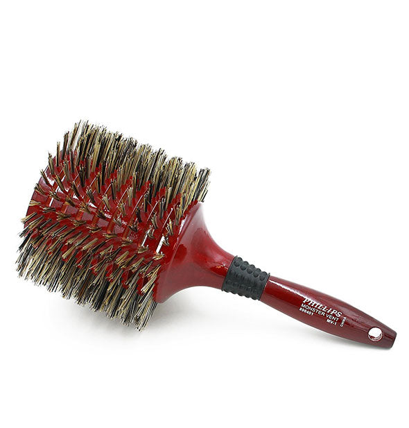 Side view of the Phillips Monster Vent 5-Inch hairbrush.