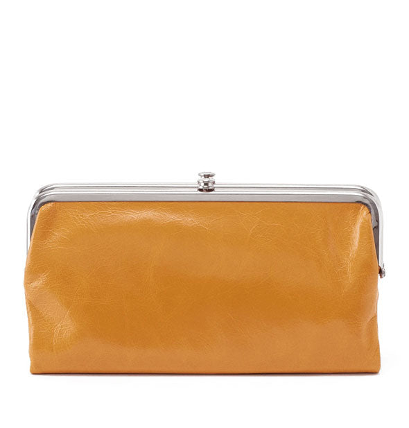Hobo - Lauren Clutch Wallet: Mustard