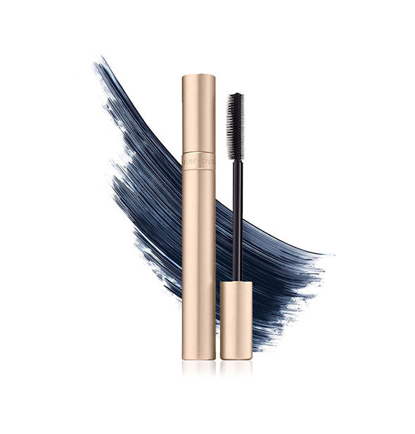 navy Lengthening Mascara