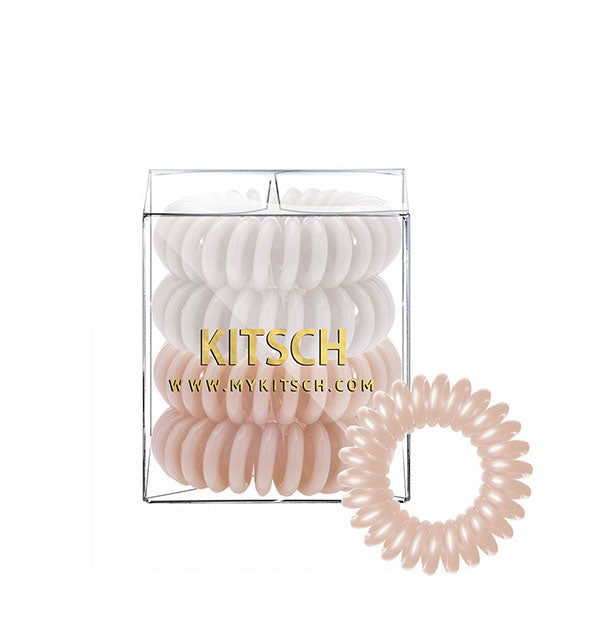 Kitsch - 4-Pack Hair Coils