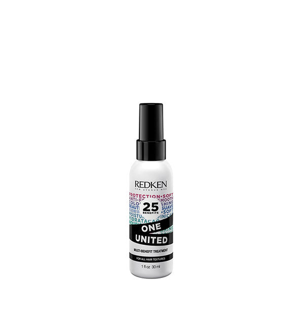 The TRAVEL SIZE Spray Bottle of One United All-In-One Multi-Benefit Treatment - 1 OZ by Redken