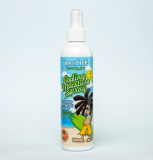 cooling moisture spray