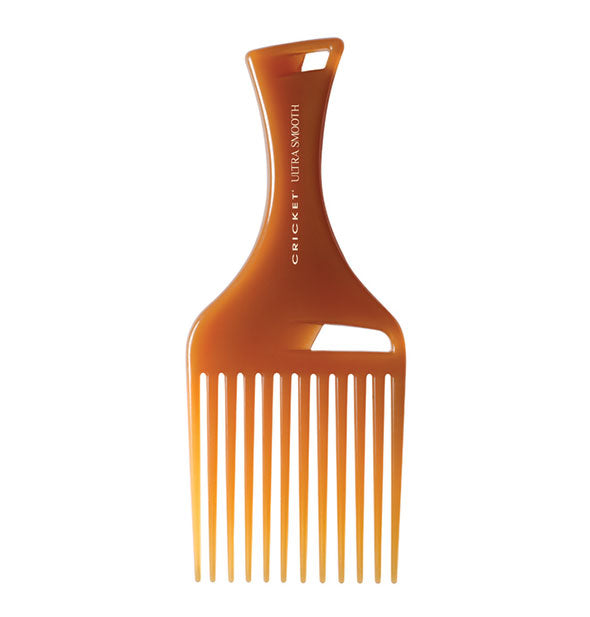 Beige Ultra Smooth Keratin Protein Comb Pick