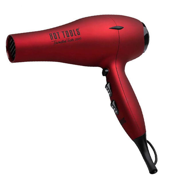 red turbo ionic 2000 blow dryer