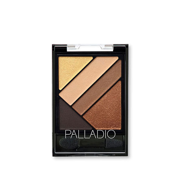 Palladio Silk FX Eye Shadow Palette in Rendez-Vous.