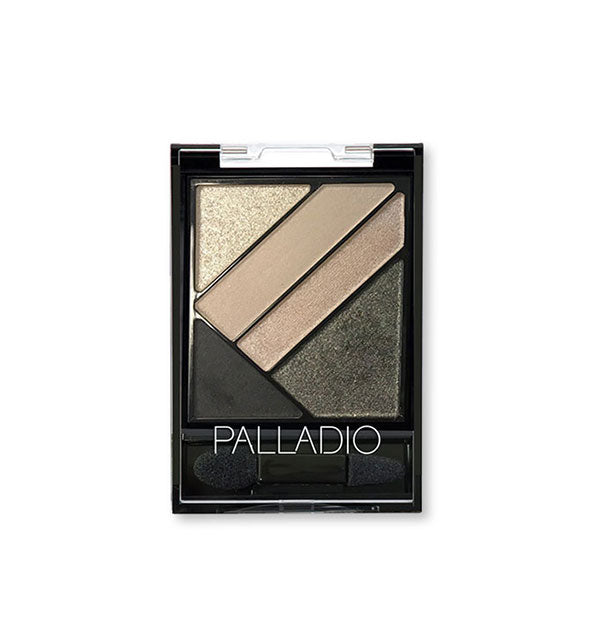 Palladio Silk FX Eye Shadow Palette in Risqué.