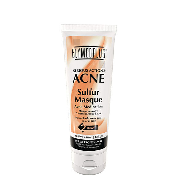 Acne Sulfur Masque