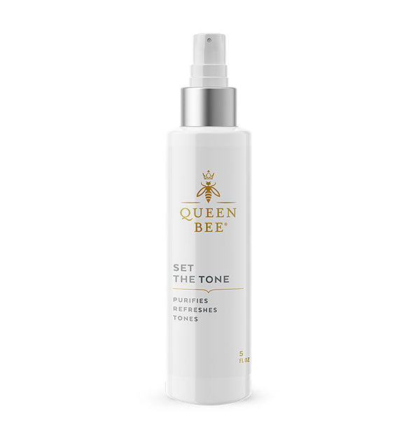 Queen Bee - A bottle of Set The Tone Purifies, Refreshes, Tones 5 fl OZ from Queen Bee