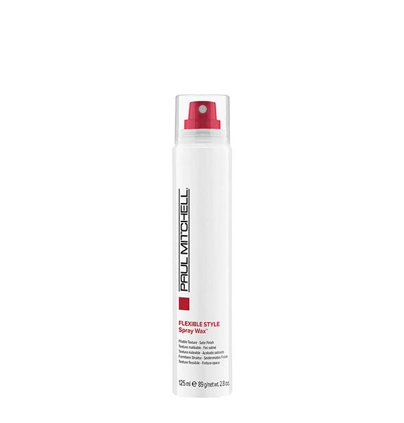 The TRAVEL SIZE of Paul Mitchell Flexible Style Super Clean Spray