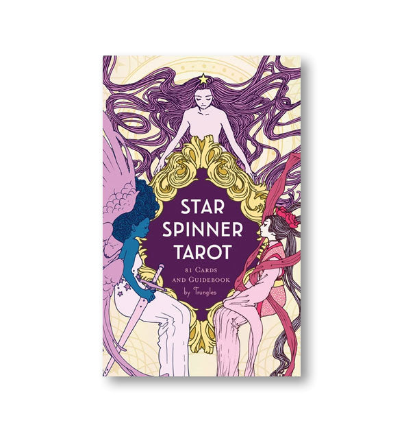 Star Spinner Tarot card deck packaging