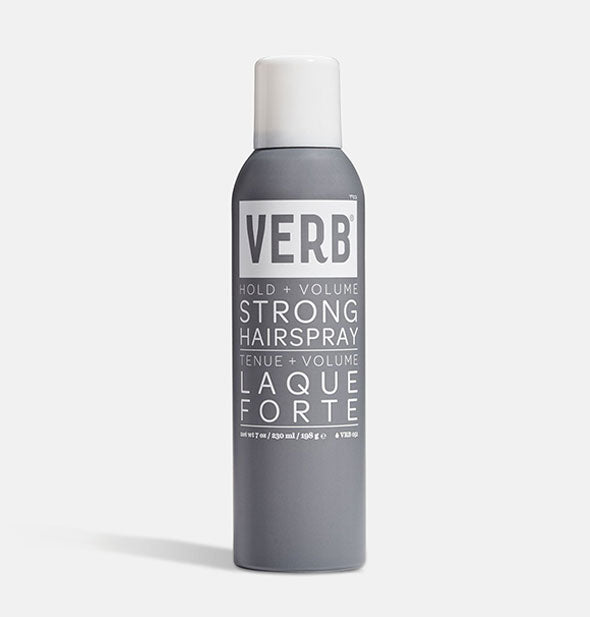 Bottle of Verb Strong Hairspray