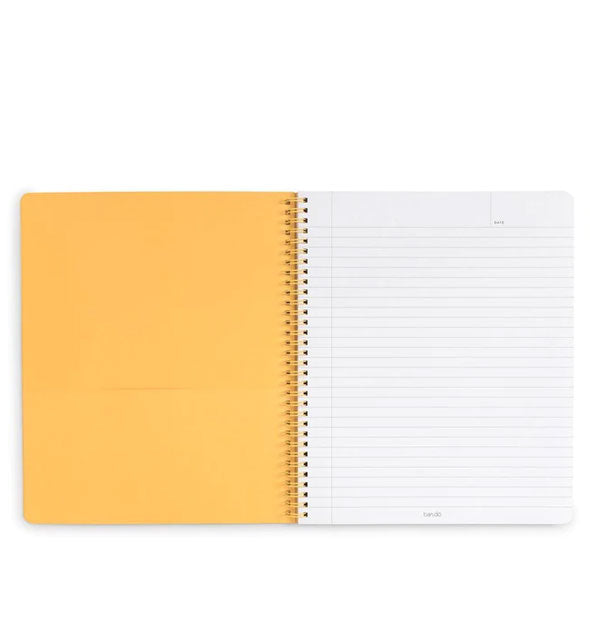ban.do - Rough Draft Large Notebook Sunshine Superbloom